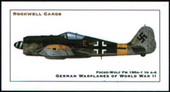 German Warplanes of the Second World War 2000