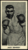 Famous Prize Fighters (49 different Minus No. 23 scarce card not included) 1938