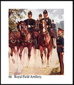 Full Dress Uniforms of the British Army c1914 2nd Series 1990