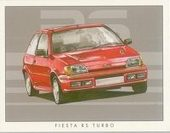 Ford RS Models 1983-92 (Cars) 2001
