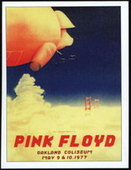 Pink Floyd Album Covers and Concert Posters 2008