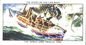 Story of the Lifeboat c1950 (without Ogdens) (reprint 2001)