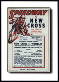 Speedway Programme Covers 7th Series More Fabulous 40s (2008)