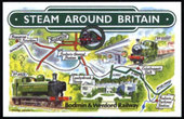 Steam Around Britain 5th Series Railways 2008