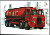 British Lorries of the 1950s (numbered 081-084) 1999