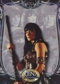 Xena Warrior Princess Beauty and Brawn (No.70 not issued) 2002