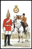 British Regiments 1st Series (without text) 1992