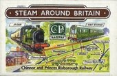Steam Around Britain 3rd Series Railways 2003