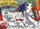 The Coca Cola Polar Bears South Pole Vacation 1996