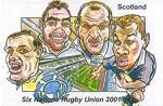 Rugby Union Six Nations 2001