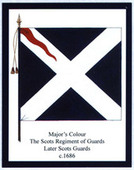 Infantry Regimental Colours The Scots Guards 1st Series 2009