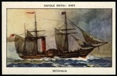Famous British Ships, 1st Series 1952