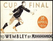Underground Art Football and Wembley 1996