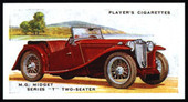 Motor Cars 2nd Series 1937 (C.C.S reprint 2000)