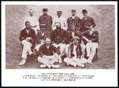 Cricket Teams 1884-1900 (1990)