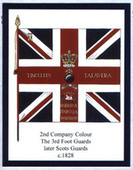 Infantry Regimental Colours The Scots Guards 3rd Series 2009
