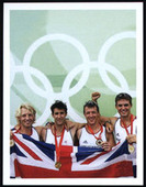Team GB 19 Golds Beijing 2008 (Olympics) 2008