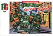 Teenage Mutant Hero Turtles Special Album