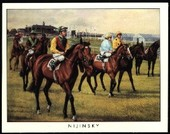 Racehorses and Jockeys 1st Series 1997