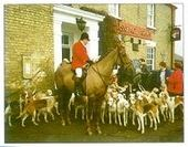 Hunting with The South Wold 2000