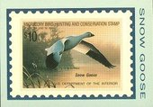 Federal Duck Stamps (Ducks featured on Stamps) 1982