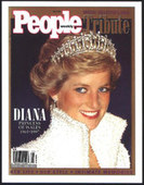 Princess Diana Magazine Covers 2006