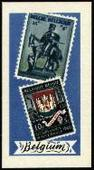 Stamp Cards 1960