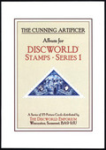 The Discworld Stamp Collection Special Album