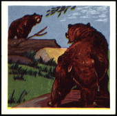 Tippytail the Grizzly Bear 1956