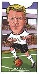 International Stars of Yesteryear Series 1(Footballers) 2000