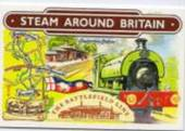 Steam Around Britain 4th Series Railways 2005