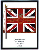 Infantry Regimental Colours The North Staffordshire Regiment 2nd Series 2008