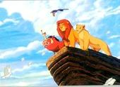 The Lion King Walt Disney Film 2nd Series 1995