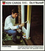 Kencards Series 6 Do It Yourself 1969