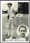 General Interest Sports Photocards Group Z Nos. 166-209 1936