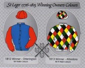 St Leger 1776-1815 Winning Owners Colours 2005