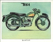 BSA (Motor Cycles) 1st Series 1993