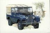 Land Rover Legends Series 1 (Numbered 093-096) 2000