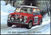 Monte Carlo Minis (numbered 009-012) 1994