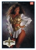 New Orleans Saintsations Cheerleaders 1992
