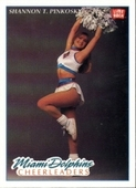 Miami Dolphins Cheerleaders 1992