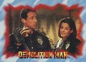 Demolition Man The Movie 1993