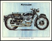 Matchless Motor Cycles 1995