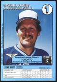 Baseball Players (10 players per card) 1989