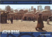 Star Wars Attack of The Clones Planets 2002