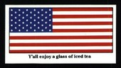 Language of Tea (Flags) 1988