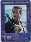 Terminator 2 Judgement Day Film Cardz 2003