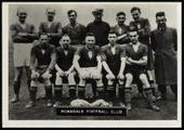 Football Clubs of North West Counties Photocards Group A 1936