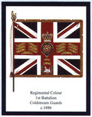 Infantry Regimental Colours The Coldstream Guards 3rd Series 2009