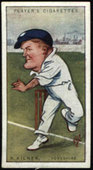Cricketers Caricatures by Rip 1926